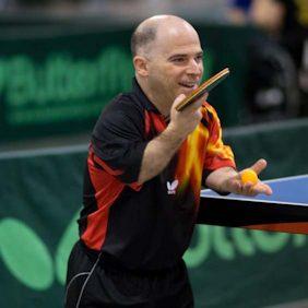 Coaches Table Tennis Mn